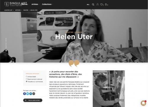 Expo Helen Uter Singulart
