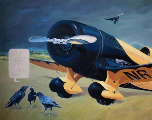 peinture,taxiway,flying,wings,