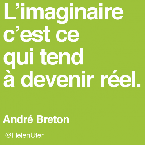 citations d'artistes, breton
