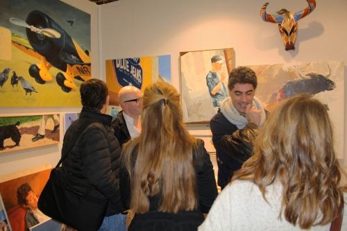 salon art3f,souvenirs d'expos