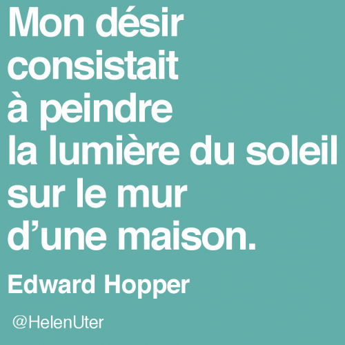 citations d'artistes,hooper