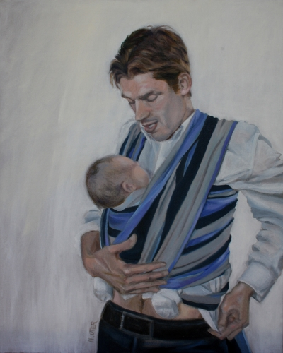 portraits,father