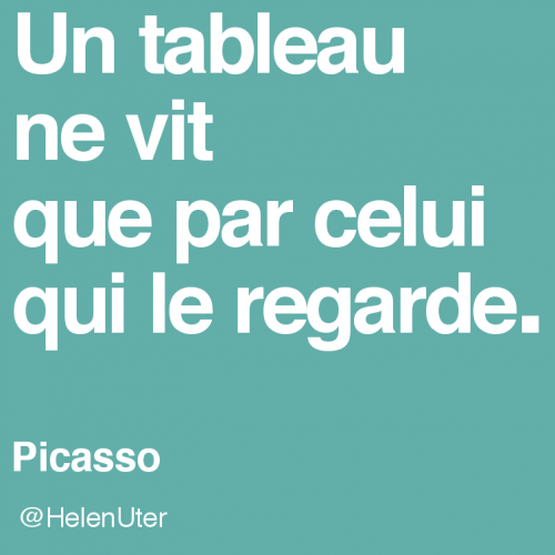 citations d'artistes,picasso